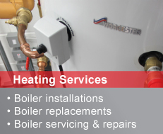 Heating services Aylesbury